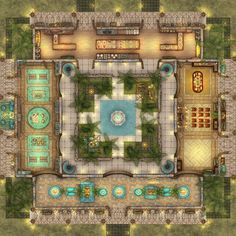 Fantasy Heroes, Fantasy City, Fantasy Places, Fantasy Map, Dungeons And Dragons Memes, Dungeons And Dragons Homebrew, Pathfinder Maps, Dnd Races, Dungeon Maps