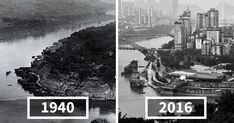 I Reshot Old Photos Of China To Show How It Changed In 100 Years | Bored Panda