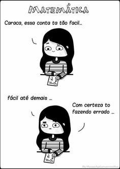 Portuguese Funny, Bts Memes, Funny Memes, Memes Status, Otaku Anime, Funny Comics, Barbie Miniatures, Funny Photos, Kawaii Anime