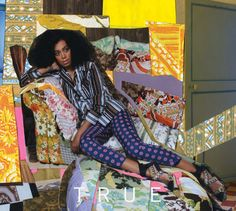 Solange's album True makes the perfect backing track to our fall gathering with friends.
