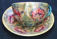 Resultado de imagen de Italian Glass Tea Cups