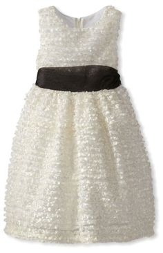 Rare Editions Girls 2-6X Soutach Dress, Ivory, 4 Rare Editions,http://www.amazon.com/dp/B00E95M0W8/ref=cm_sw_r_pi_dp_8vgqsb13XY5SXMPS