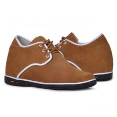 Yellow tall mens shoes SKU:MENJGL_1206_4 for cheap at topoutshoes.com