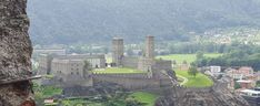 Castle Of Bellinzona - Castel grande - NubesDesignCH Old Wall, Main Attraction, Medieval, Old Things, Castle, World, Design, Mid Century, The World