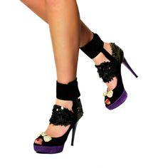 Botine Stiletto Heels, Shoes, Fashion, Moda, Zapatos, Shoes Outlet, Fashion Styles, Shoe, Footwear