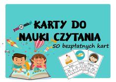 Archiwa: Do pobrania - Pani Monia Cartoon Network Adventure Time, Adventure Time Anime, Learn Polish, Teaching Reading, Learning, Sensory Integration, Nick Miller, Math For Kids, Comedy Central