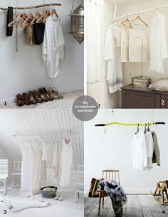 The No Wardrobe, Wardrobe