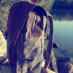 Backpack for Summer Days  www.nordlichtbags.de  #nordlicht