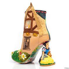 Irregular Choice Disney Princess Snow White Happily Ever After Heels Irregular Shoes, Irregular Choice Heels, Me Too Shoes, Teacher Shoes, Quirky Shoes, Funny Shoes, Disney Princess Snow White, Disney Shoes, Vestidos