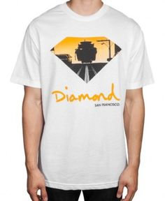 Diamond Supply Co. - Cable Car T-Shirt - $34