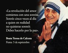 Beata Madre Teresa de Calcuta