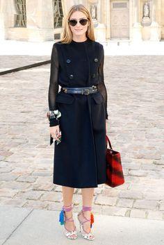 Сентябрь близко: 14 лучших осенних образов Оливии Палермо | Журнал Harper's Bazaar