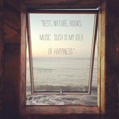 I would add sharing time and laughter with family and friends, doing work I love and, of course, a garden. Ya Book Quotes, Words Quotes, Wise Words, Window Writing, California Architecture, Judging Others, Key To My Heart, Ya Books, Happy Weekend