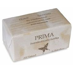 Sculpture House Prima Plastilina Clay - 2 lb, Prima Plastilina