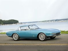 Yes, I really do love this Chevrolet Corvette Rondine, 1964 by Pininfarina