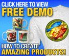 >>FREE Demonstration!<< Learn How To Create Amazing Looking Printed Shirts, Mugs, Mouse Pads, Jewelry, Plates, Towels & Many More!