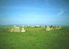 Prehistoric cairns in Wales