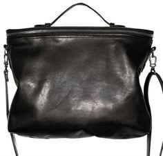 Lambskin Shoulder Bag - Ann D