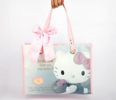 Hello Kitty Tote Bag: Happy Snap