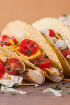 Save the recipe! Grilled Chicken Tacos, Recipe Of The Day, Summertime, Grilling, Ethnic Recipes, Cooking, Food, Sweet, Kitchen