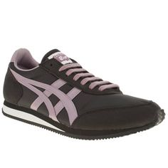 Women's Black & Purple Onitsuka Tiger Sakurada at schuh £34.99