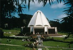 Baha'i House of Worship Samoa