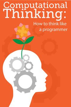 Computational Thinking - How to think like a programmer Computer Programming Languages, Computer Coding, Learn Programming, Programming Humor, Python Programming, Science Resources, Science Education, Data Science, Computer Engineering