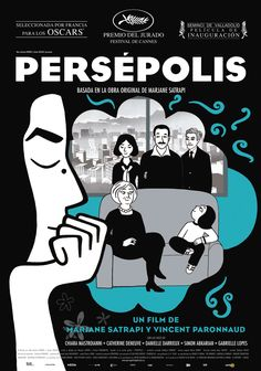"""Persepolis"" - based on Marjane Satrapi's books"