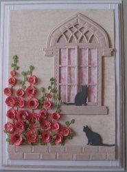 Cats in Window Ad June 2014 Aust Cardmaking