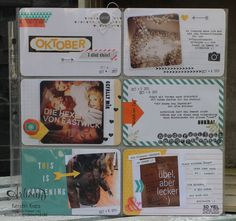 ProjectLife  is so easy with Stampin´ Up! i really love to do this - Kerstin Kreis
