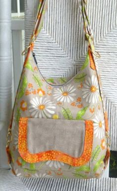 The Cosmo Convertible Bag – Pattern by StudioKat Designs  #sewing