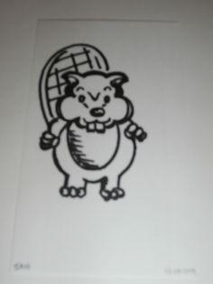 12-18-2014 Cartoon Beaver