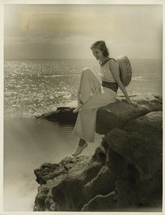 Giant Pants of the '30s Loretta Young