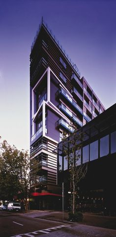 The One9 building, a 9-floor apartment building was recently built in Melbourne, Australia in just five days. This was possible because the parts needed to construct the One9 building were manufactured off site, though the builders aren't really calling it modular, since none of the modules are standard or fixed.