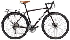The 2017 Kona Sutra touring bike has evolved quickly into one of the best touring bikes on the market. This steel bike is pretty hard to flaw these days. Touring Bicycles, Road Cycling, Mtb, Kona Sutra, Kona Bikes, Mountain Bike Shoes, Mountain Biking, Urban Bike, Autos