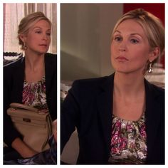 Lily Bass Gossip Girl blazer and top