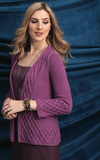 Женский элегантный жакет спицами, Cabled Cardigan by Amy Herzog Knit Cardigan Pattern, Cable Cardigan, Vest Pattern, Sweater Knitting Patterns, Easy Knitting, Knit Patterns, Open Cardigan, Vogue Knitting, Sweater Design