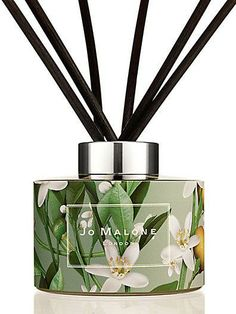 Love the beautiful packaging on Jo Malone's Michale Angoe Orange Blossom scent!