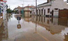 Inundações obrigam mais de 3 mil pessoas a deixar suas casas no Uruguai