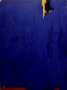 Incredible colors... Oh, Clyfford Still <3