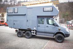 Off Road Camper, Truck Camper, Rv Campers, Camper Van, Mercedes Sprinter Camper, Sprinter Van, Iveco Daily 4x4, Best Campervan, Day Van