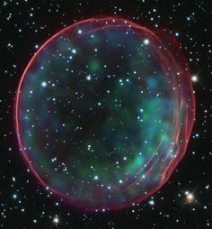 A Supernova that is missing a companion star.