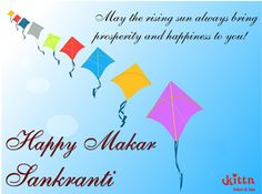 Wishing everyone a very Happy Makar Sankranti. #kittnsalon&spa