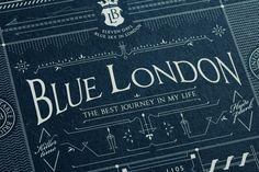 Blue London by Fundamental
