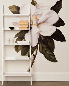 forget wall art! turn your whole wall INTO art