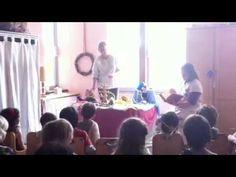 Waldorf school puppet show- Spring Hill Waldorf School spring play