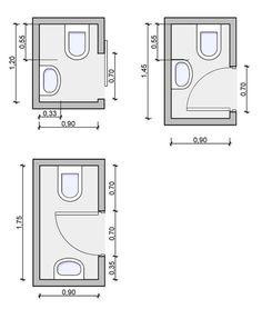 Tiny powder room layouts - back entrance/mud room layout Justin - Ally Tiny Half Bath, Small Half Bathrooms, Small Half Baths, Tiny Bathrooms, Bathroom Small, Cloakroom Toilet Downstairs Loo, Small Bathroom Floor Plans, Basement Bathroom, Master Bathroom