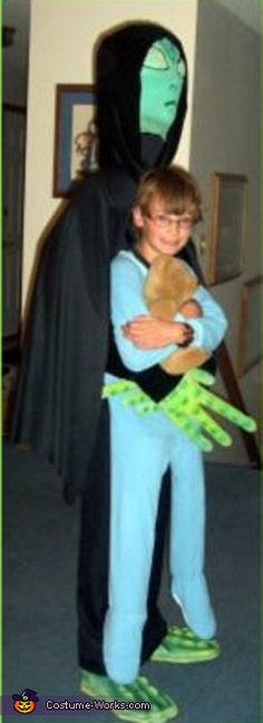 boy snatched by alien costume - Aliens Halloween Costume Baby