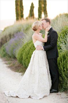wine country wedding | get married in Italy | elegant wedding | champagne wedding dress #weddingchicks