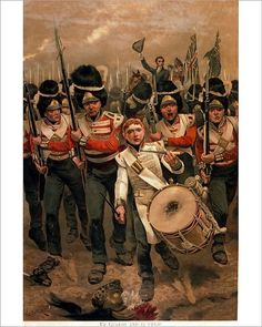Photograph-Foot guards at Battle of Waterloo-Photograph printed in the USA Military Art, Military History, Military Uniforms, Battle Of Waterloo, Waterloo 1815, British Army Uniform, Empire, Fine Art Prints, Canvas Prints